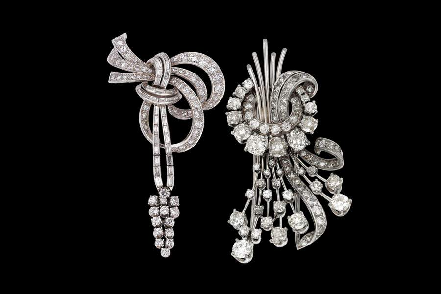 mj luxury brooches barrettes badges etc handmade of
